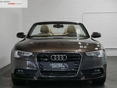 gebraucht Audi A5 Cabriolet 3.0 TDI Quattro Navi,GRA,SHZ,PDC