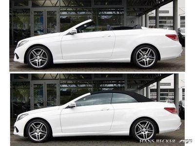 gebraucht Mercedes E320 CABRIOLET