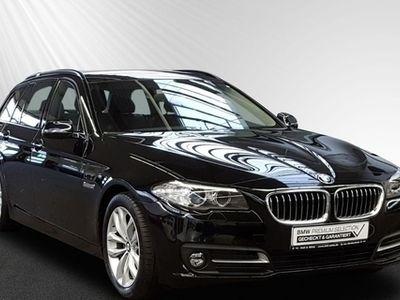 gebraucht BMW 520 d xDrive Touring Aut. NaviBus. SHZ 18'' PDC