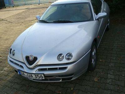 gebraucht Alfa Romeo GTV 3.0 V6 24V-BastlerFahrzeug-LUX.Papiere