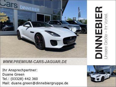 gebraucht Jaguar F-Type Coupé P300 R-Dynamic | Teltow Vorführwagen, bei Autohaus Dinnebier GmbH