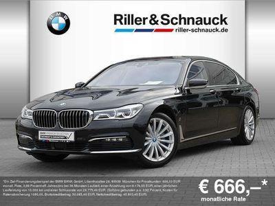 gebraucht BMW 740 Le iPerformance xDrive LASER H/K-SOUND NIG