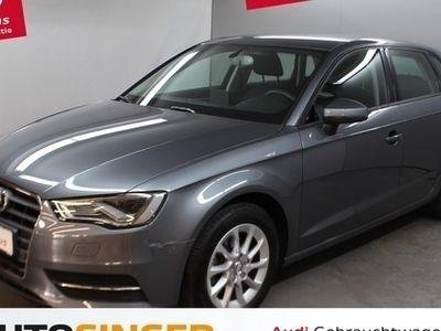 gebraucht Audi A3 Sportback Attraction 1 4 TFSI S tronic *LED*PDC*TEL*Alu*