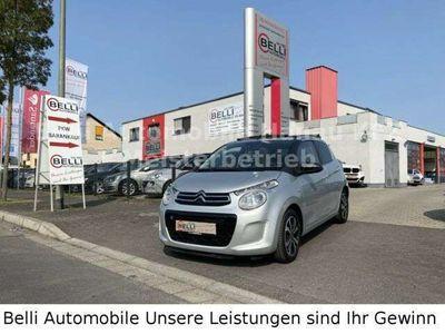 "gebraucht Citroën C1 1.0 Sonnendach Sitzheizung 15"" FINANZIERUNG"