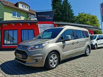 gebraucht Ford Tourneo Connect GrandTitanium *7-Sitze, Pano**