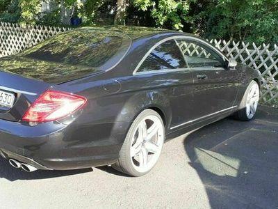 gebraucht Mercedes CL500 7G-TRONIC