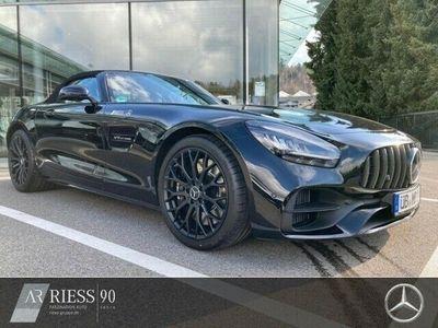 gebraucht Mercedes AMG GT R oadster Designo+Carbon+Perf. Sitze