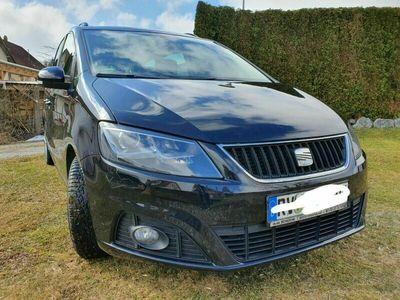 gebraucht Seat Alhambra 2.0 TDI (Ecomotive) Start & Stop Al...