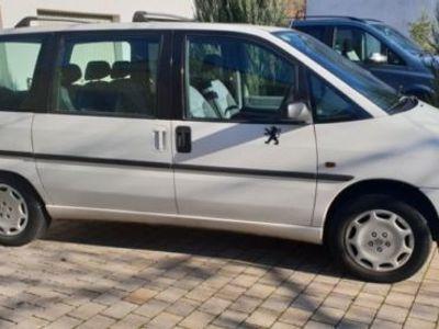 gebraucht Peugeot 806 - 7 Sitz