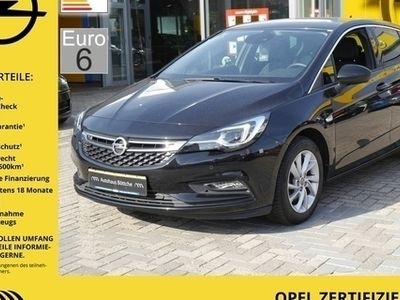 gebraucht Opel Astra 1.6 CDTI Bi-Turbo Innovation LED EU6