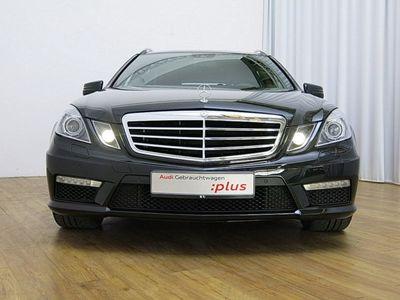 gebraucht Mercedes E63 AMG T-Modell 7G-Tronic KAMERA XENON COMAND - Leder,Klima,Schiebedach,Xenon,Sitzheizung,Alu,Servo,