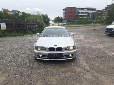 gebraucht BMW 320 320 Baureihe 3 Coupe Ci