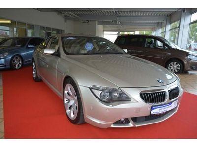 gebraucht BMW 645 Ci Coupe/Automatik/Led/Navi/Xen/PDc/Top/Tüv