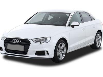 gebraucht Audi A3 Limousine Sport 1.6 TDI Xenon|Navi|SHZ|PDC schwarz