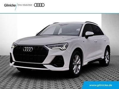 gebraucht Audi Q3 35 TDI S line ACC Navi Keyless UPE: 53.494,- Rückfahrkam. Fernlichtass. El. Heckklappe