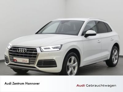 gebraucht Audi Q5 40 TDI sport, LED, virtual, AHK, Leder, Kamera