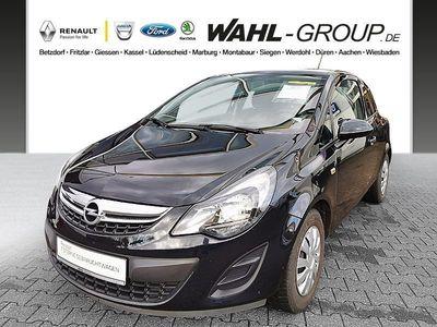 gebraucht Opel Corsa D Selection CD MP3 KLIMA ABS ESP SERVO