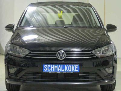 gebraucht VW Golf Sportsvan TDI2.0 BMT DSG COMFORTL AHK Klima