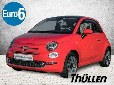 gebraucht Fiat 500 Lounge 1.2 Benzin Klima Radio