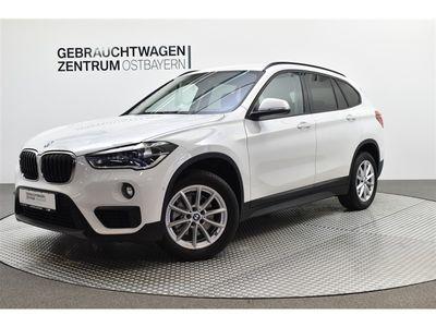 gebraucht BMW X1 sDrive18d Aut. Advantage LED+Navi+RFK+SHZ+PDC