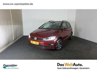 gebraucht VW Golf Sportsvan 1,5 TSI Join Navi/AHK/LED/ACC/Sit