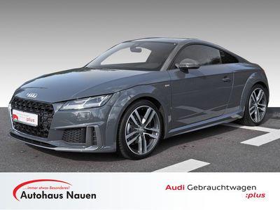 gebraucht Audi TT Coupé 40 TFSI S line S tronic (Alcantara-VC)