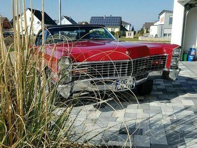 gebraucht Cadillac Deville Convertible, H-Kennzeichen, TOP Zustand