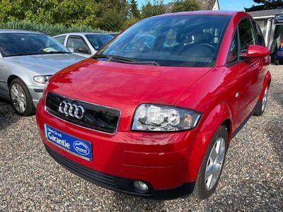 gebraucht Audi A2 1.6* Recaro*