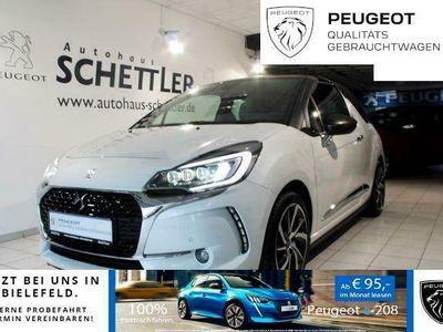 gebraucht Citroën DS3 PureTech 130 SportChic, Leder, Navi, 17
