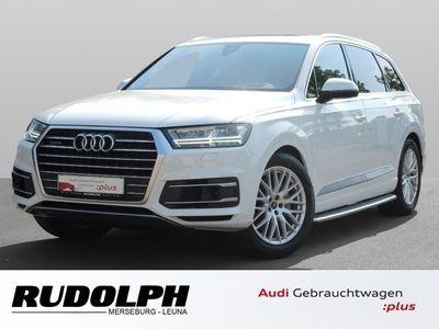 gebraucht Audi Q7 50 TDI quattro 3.0 EU6d-T 7-Sitzer Nachtsichtass.