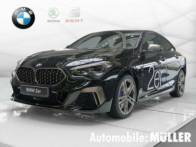 gebraucht BMW M235 -xDrive Gran Coupe Head-Up HiFi DAB LED