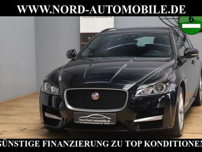 gebraucht Jaguar XF Sportbrake 2.0D R-Sport*Leder*Navi*Xenon*Kame R-Sp