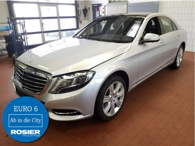 second-hand Mercedes S400 4M Distronic+ HUD Pano LED+ 360° Spur-Totw