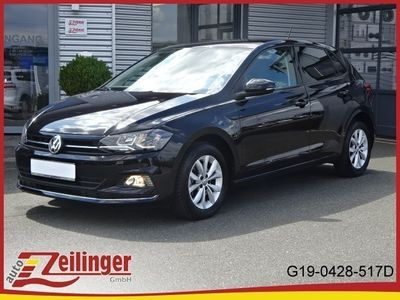 gebraucht VW Polo Highline TSI +ACC+LICHT & SICHT+CLIMATRONIC+M