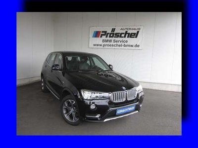 gebraucht BMW X3 xDrive20d Aut./EURO6/xLine/SurroundView/Navi/HuD