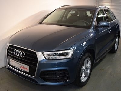 gebraucht Audi Q3 2.0 TDI quatro sport S-tronic*Navi