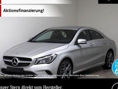 gebraucht Mercedes CLA200 Cp. Stdhzg LED Navi PTS Sitzh Chromp