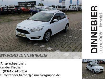 gebraucht Ford Focus Business 5T 1.0 74kW Navi Sitzheizung Gebrauchtwagen, bei Autohaus Dinnebier GmbH