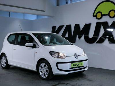 gebraucht VW up! Up ! 1.0 move+Klima+MP3+AUX-IN+ZV+Alu