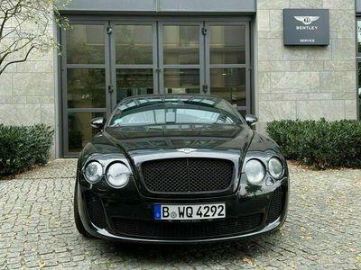 gebraucht Bentley Continental GT SUPERSPORT UMBAU/ I... als Sportwagen/Coupé in Charlottenburg