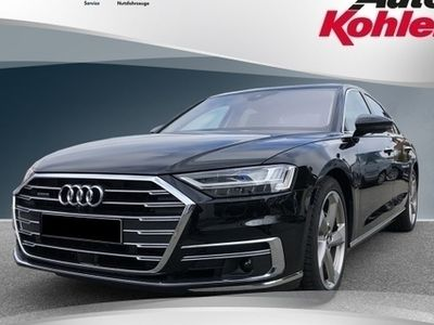 gebraucht Audi A8 55 TFSI quattro 250(340) kW(PS) tiptronic HD Matrix LED Umgebungskameras