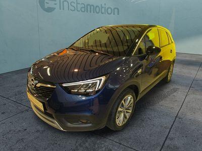 gebraucht Opel Crossland X Crossland X1.2 Turbo 2020 (EURO 6d)