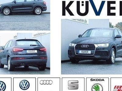 gebraucht Audi Q3 2,0 TDI S-Tronic Navi Tempomat SHZ Xenon