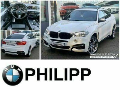 gebraucht BMW X6 M50 M50d M Sportpaket DA+ AHk 3,5T St.Hz. Navi Pr als SUV/Geländewagen/Pickup in Mülheim an der Ruhr