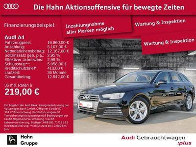 gebraucht Audi A4 Avant sport 2.0 TDI 140 kW (190 PS) S tronic
