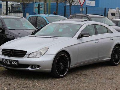 gebraucht Mercedes CLS350 CGI COMND+SCHIEBED+KÜHLSITZE+MEMO