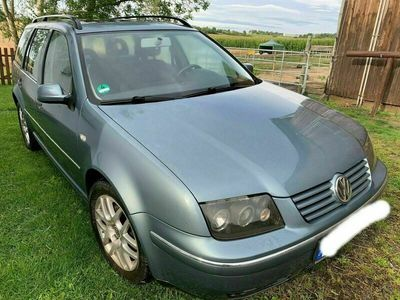 gebraucht VW Bora TÜV neu
