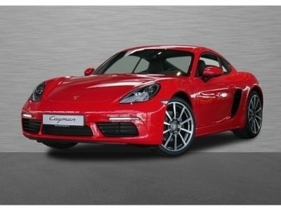 used Porsche 718 Cayman*OPF*20''*NAVI*PDLS*CARPLAY*PDK*