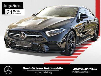 gebraucht Mercedes CLS53 AMG AMG 4M+ Comand Distronic SHD Multibeam