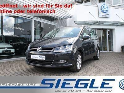 gebraucht VW Sharan 1.4 TSI BMT*Highline*Navi*GRA*Parktronic